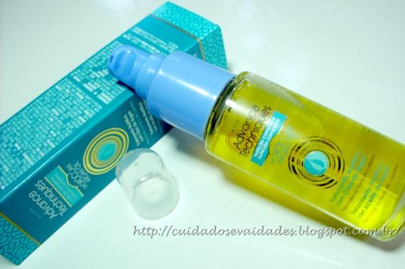Óleo de Argan Avon Advance Techniques