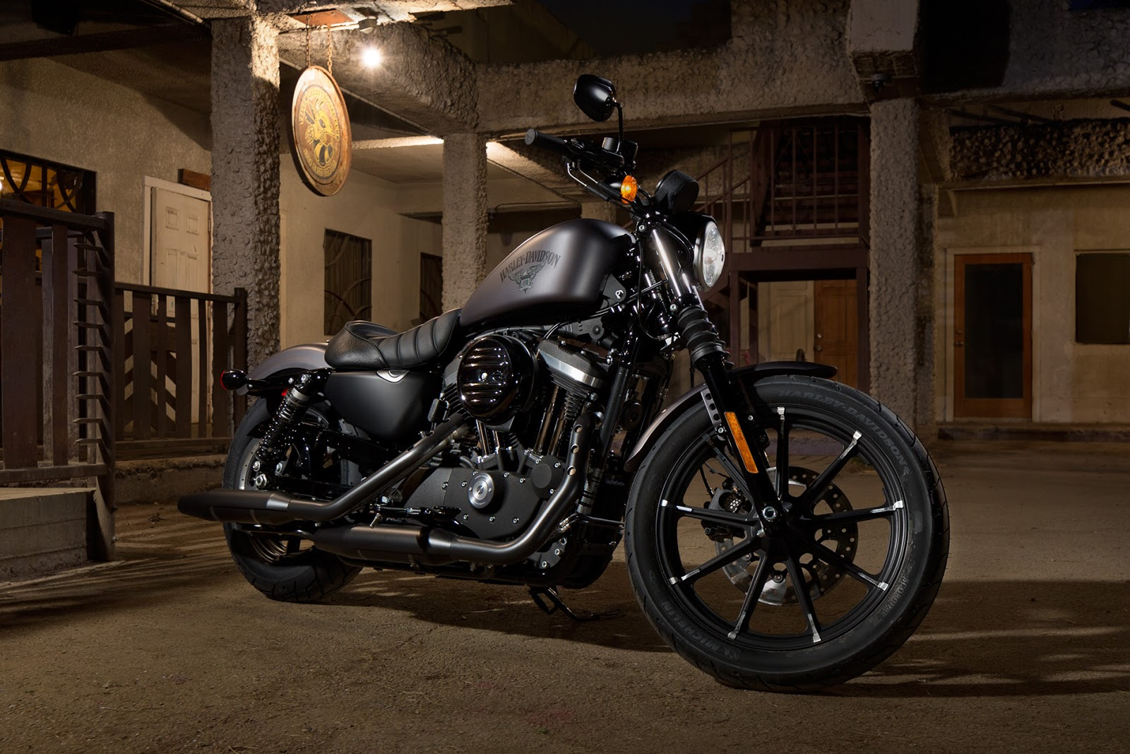 Harley-Davidson Sportster Iron 883 | Harley-Davidson ...