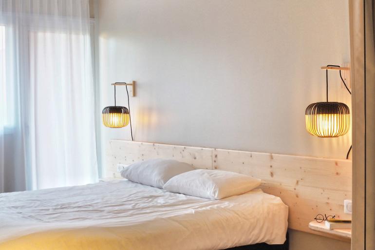 Chambre de l'hôtel Ibis Hyères Plage