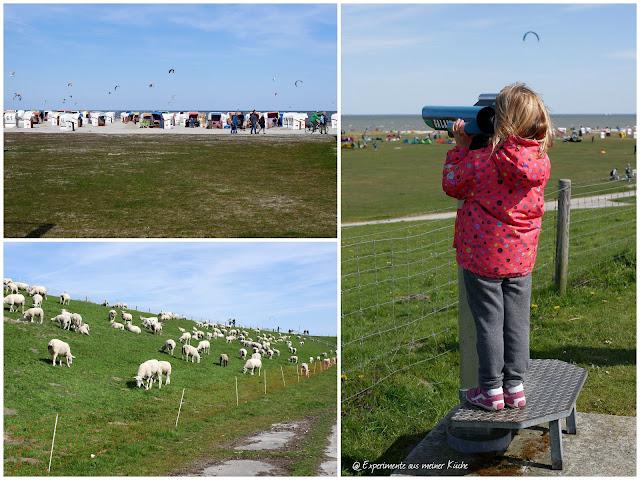 Ein verlängertes Wochenende am Meer | Schillig | Nordsee | Reisen | Eamk on Tour