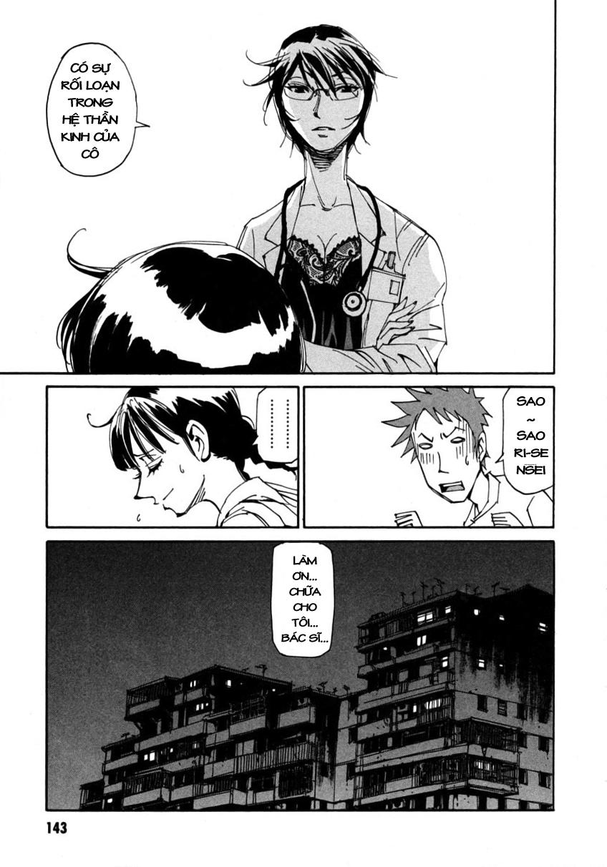 Dageki Joi Saori chap 6 - Trang 13