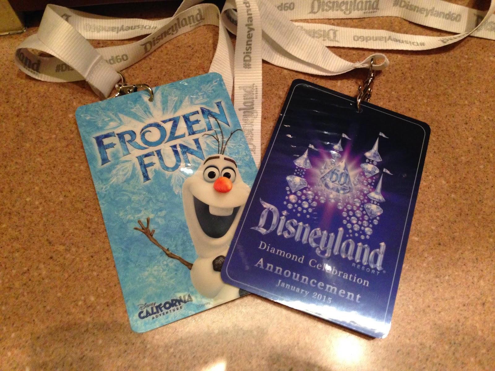 Recap of the Disneyland 60th Unveiling Event - falon loves life