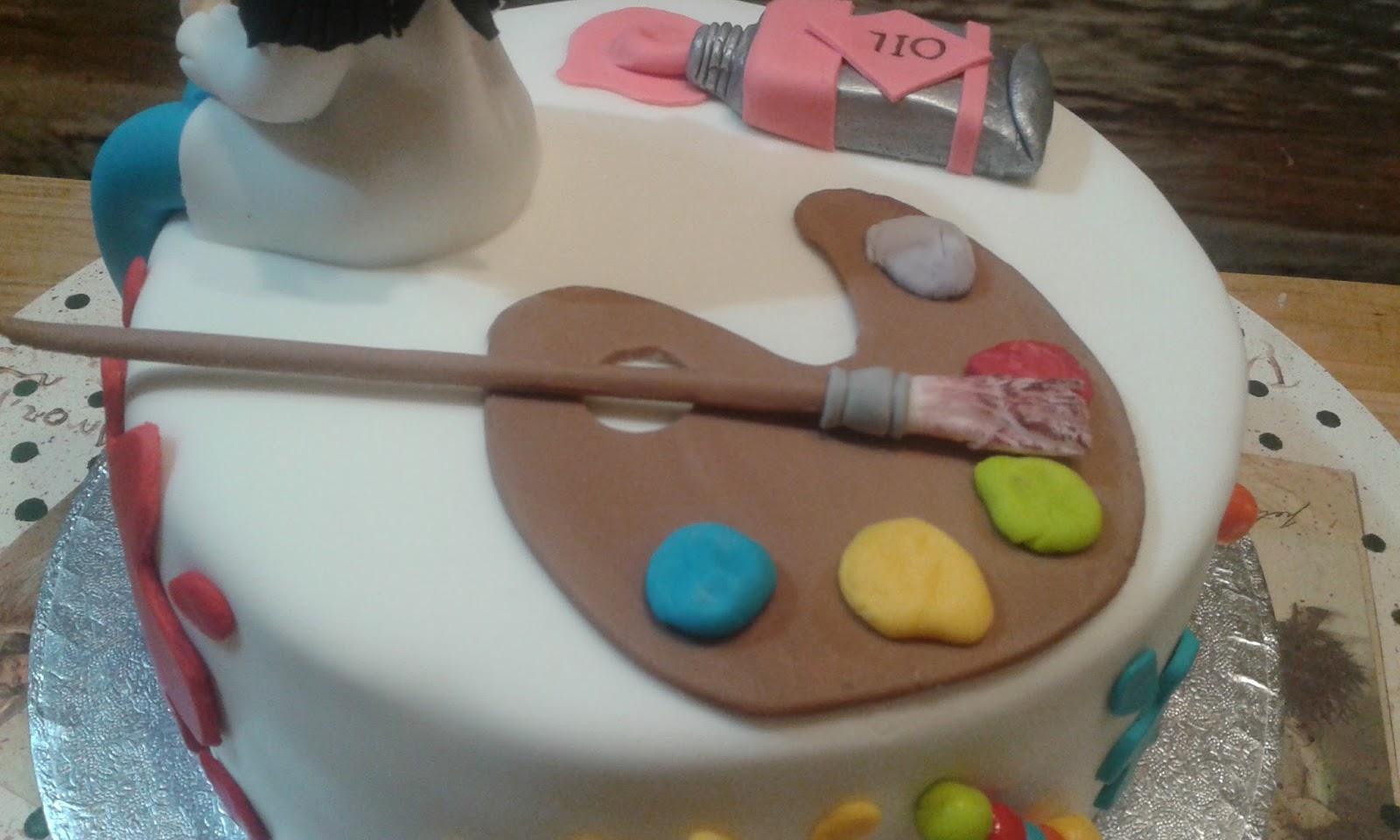 Cupcakes tenerife tarta pintora - Cupcakes tenerife ...