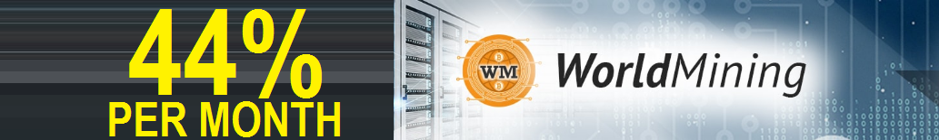 World Mining Real Cloud mining