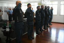 Policiais militares são promovidos por Ato de Bravura
