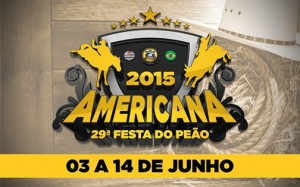 Shows Rodeio de Americana 2015
