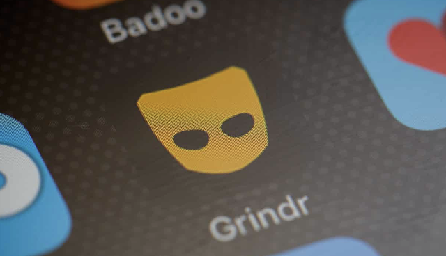 Grindr: app's president says marriage is 'between man and woman'