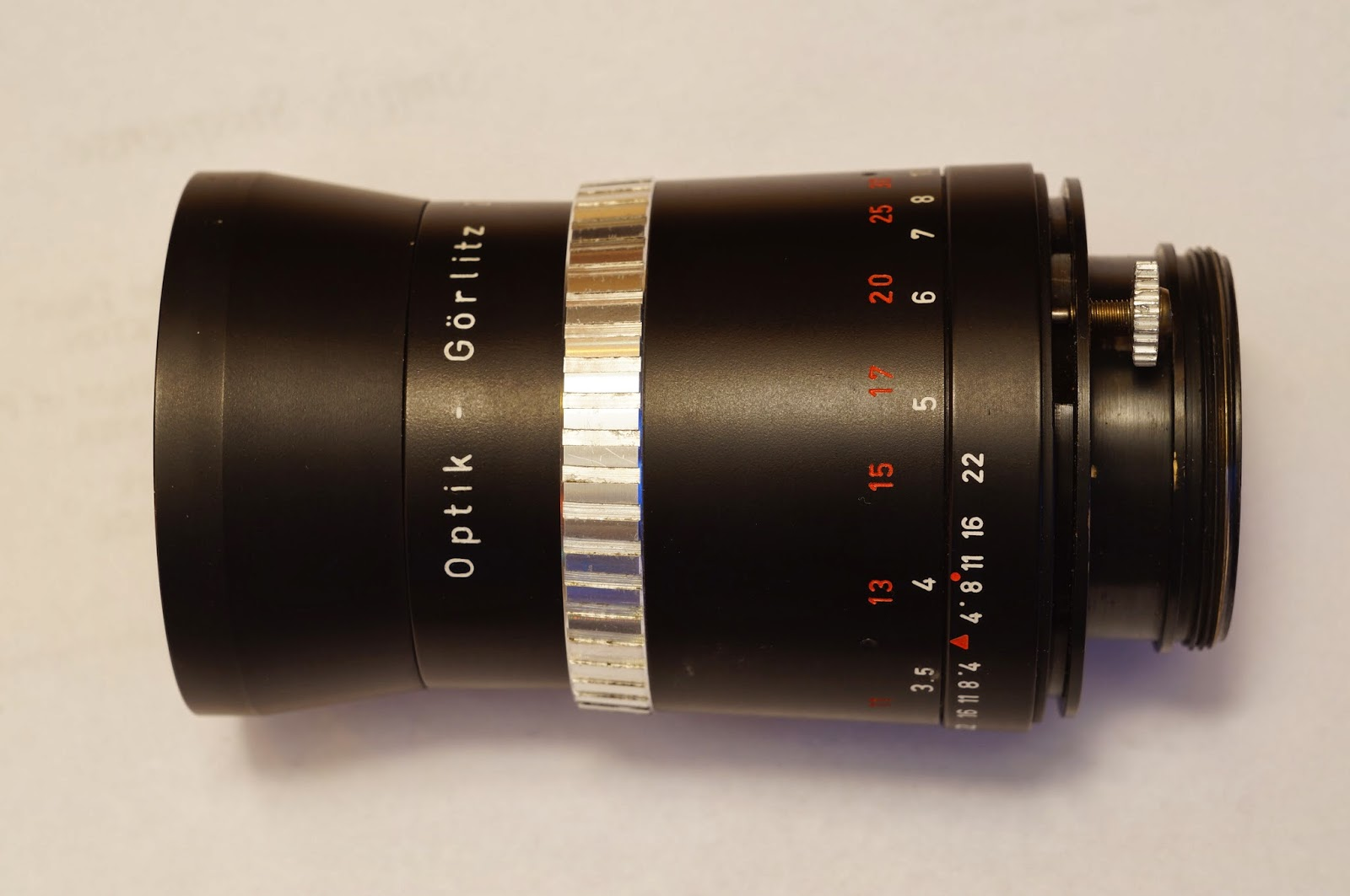 Domigor 4/135 Meyer-Optik Görlitz