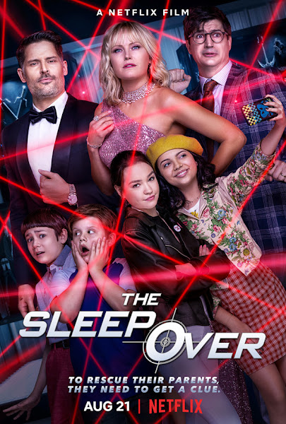 The Sleepover (2020) Dual Audio [Hindi-DD5.1] 720p HDRip ESubs Download