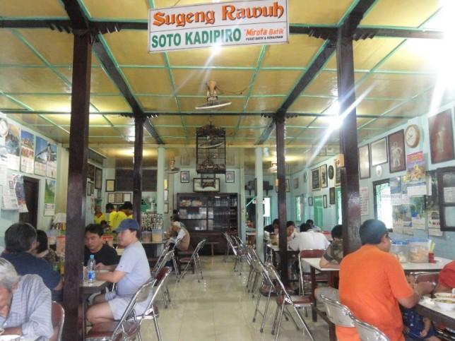 Informasi Wisata Kuliner Indonesia - Soto Kadipiro Kuliner ...