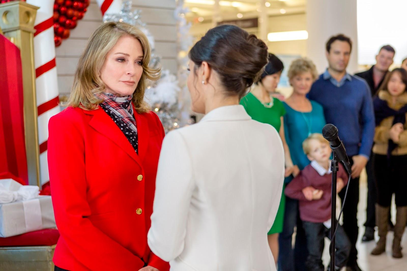 My Christmas Dream.Serial Scoop Deidre Hall Stars In Hallmark Movie My