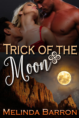 Trick of the Moon by Melinda Barron
