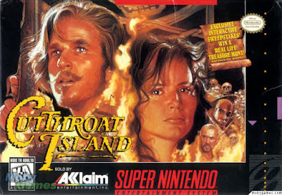Cutthroat Island - SNES