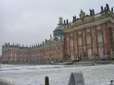 Palacio Nuevo, Neues Palais Potsdam, Alemania, round the world, La vuelta al mundo de Asun y Ricardo, mundoporlibre.com