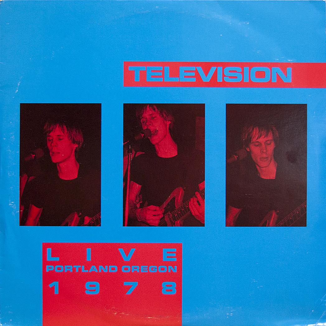 Music Is A Better Noise Live Portland Oregon 1978