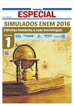 SIMULADO ENEM 2018 Parte PDF