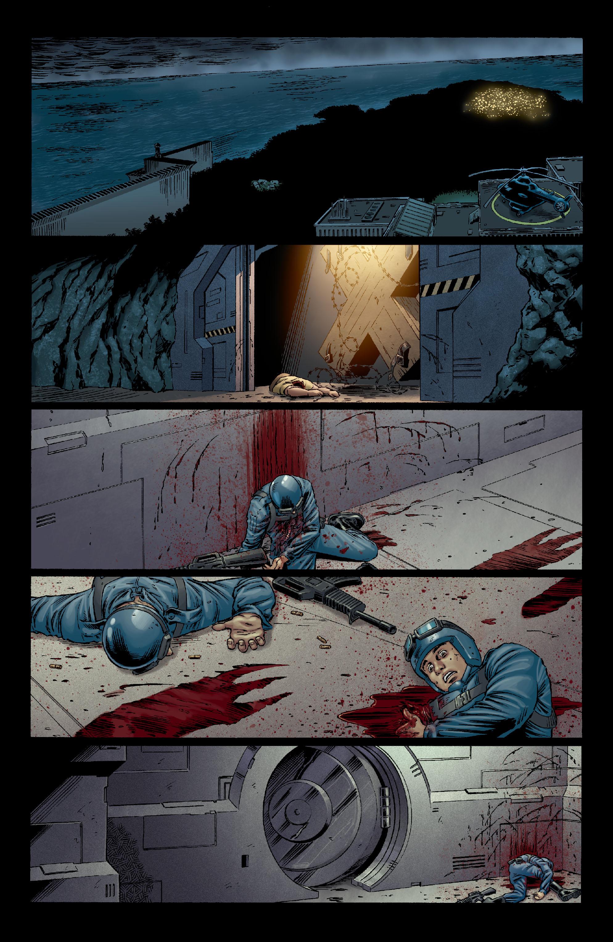 Read online Secret Six (2008) comic -  Issue #14 - 2