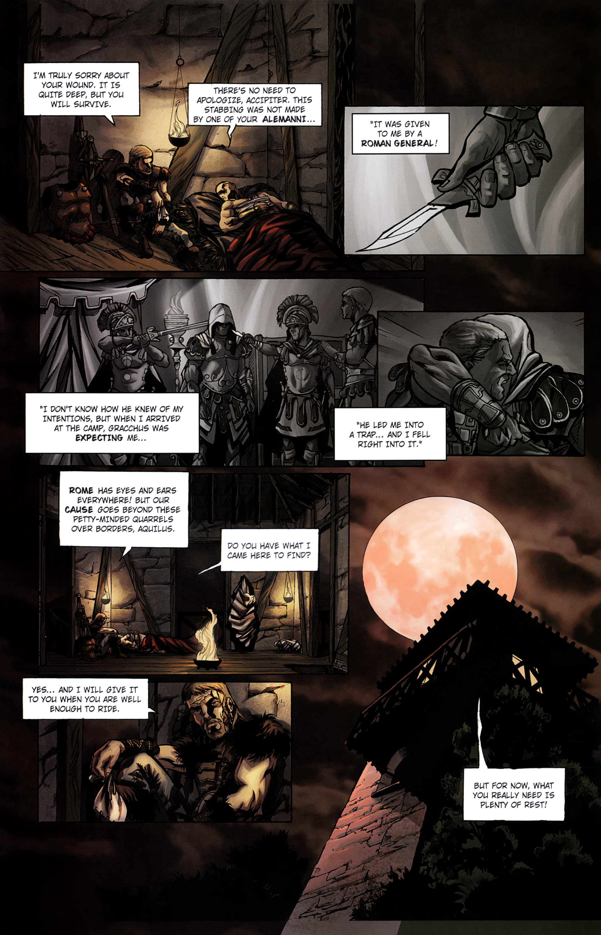 Read online Assassin's Creed (2012) comic -  Issue #2 - 17