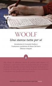 Virginia Woolf, Una stanza tutta per sé