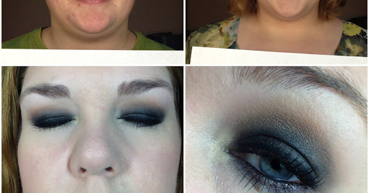 Vizio Makeup Academy Smokey Eye