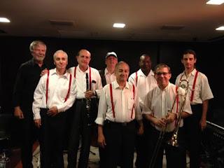 Santo Scenarium comemora o Dia Internacional do Jazz