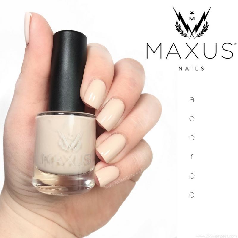 Maxus Nail Polish Adored