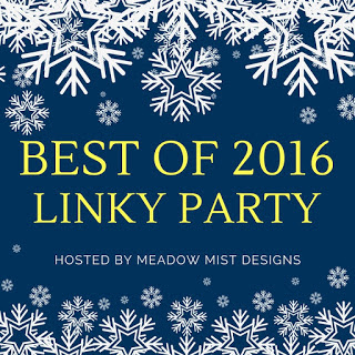 Best of 2016 Linky Party | Shannon Fraser Designs | Hosted by Meadow Mist Designs
