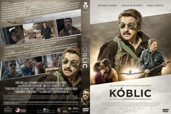 Capitán Kóblic – Castellano, Inglés – DVD9