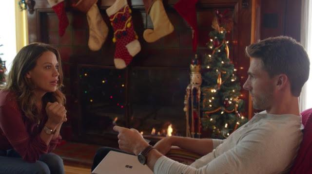 Andrew Walker Snowed Inn Christmas.Snowed Inn Christmas A Really Cute Lifetime Romance