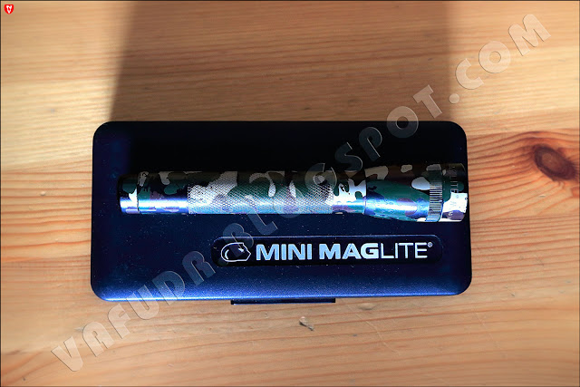 Mini Maglite 2-cell AA