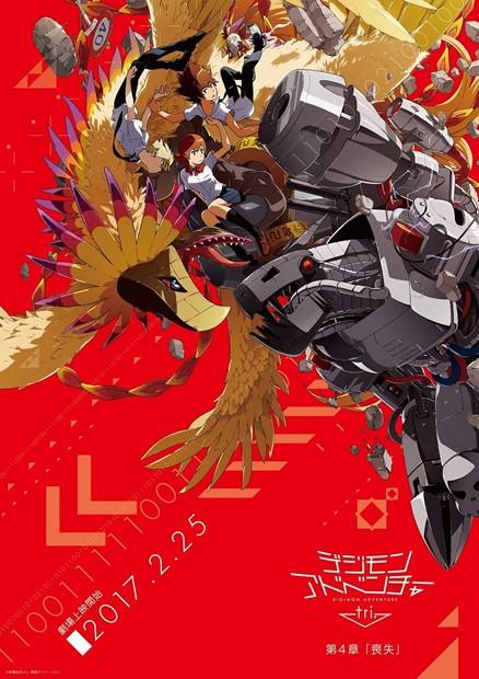 Digimon Adventure Tri Soushitsu poster Toei Animation