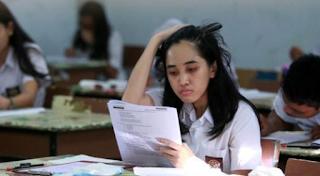 soal Ujian SMA Jurusan IPA, IPS, Bahasa Tahun 2018