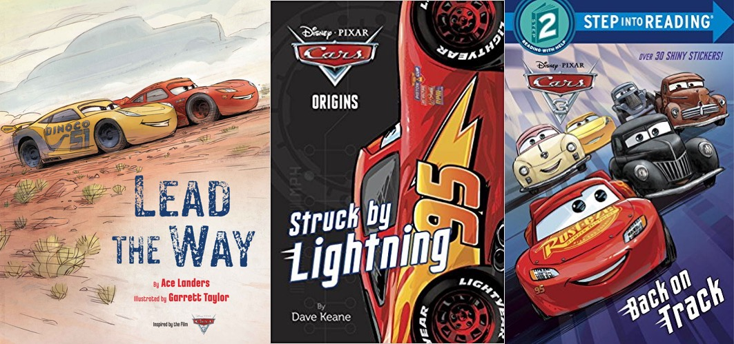 39 Cars 3 39 Books Popping up on Amazon Pixar Post