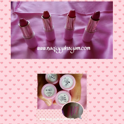 Review Lipstik Sulamit Kosmetik