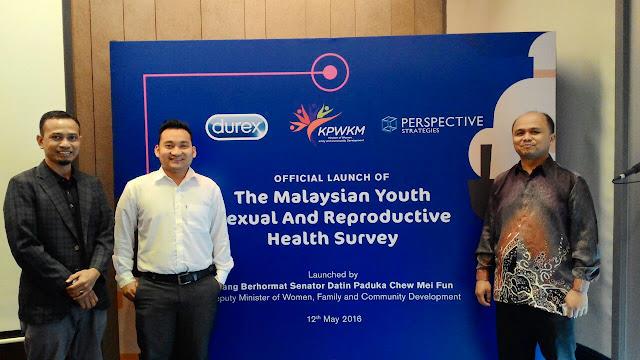 Durex Malaysia, Khir Khalid, Kajian Seksual dan Reproduktif Warga Muda Malaysia,