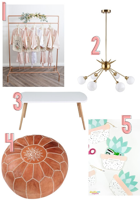 Check out these Friday Favorites from Not So Cli-Shea!