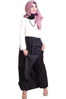 Gambar Jual Rok Celana Hitam