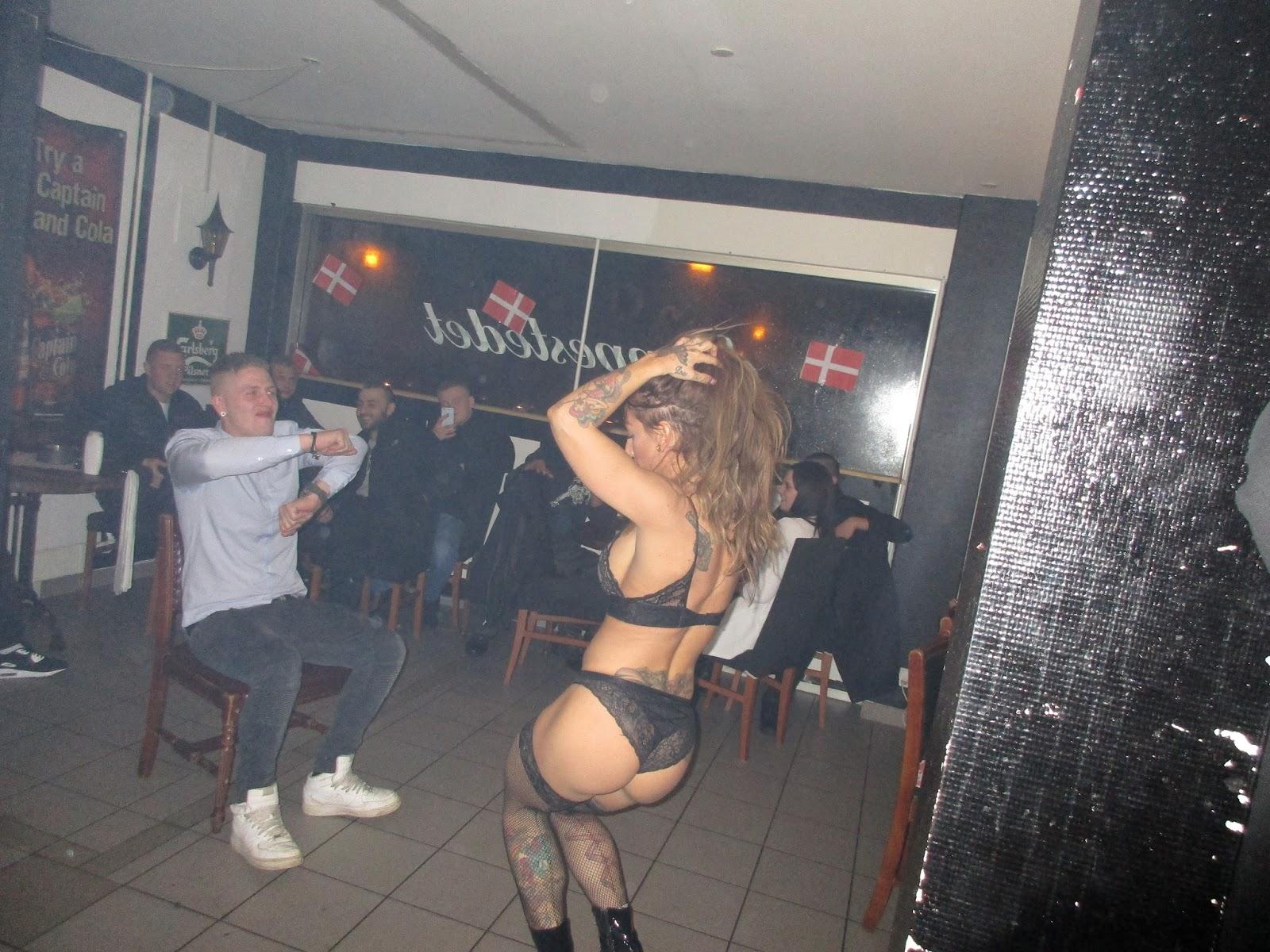 silvan brusehoved stripper i aalborg