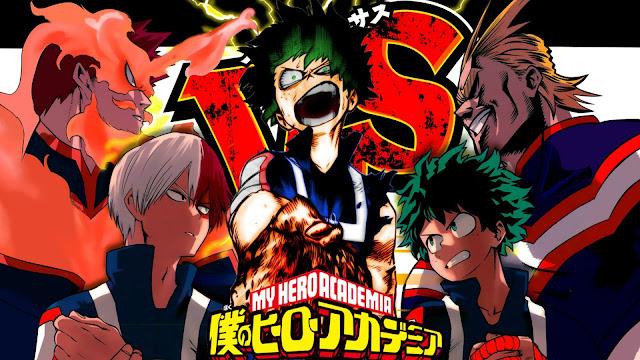 Boku no Hero Academia II tendrá 25 episodios