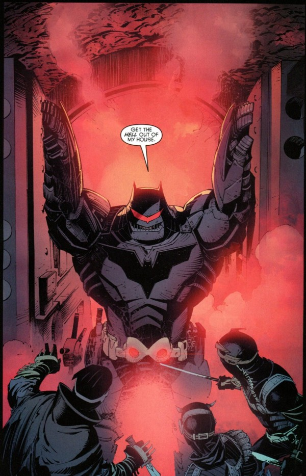 6a93e0dd3c632 Why doesnt Batman have any armor - Gen. Discussion - Comic Vine