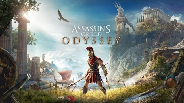 Live Action Trailer de Assassin's Creed Odyssey 2018