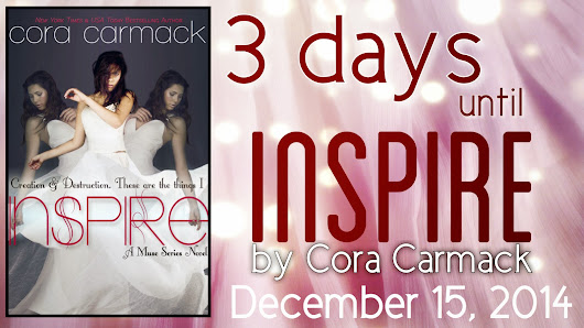 The One Where INSPIRE IS ALMOST HERE OMG!!!!!