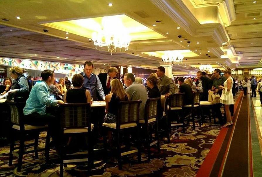 free drinks in casino las vegas