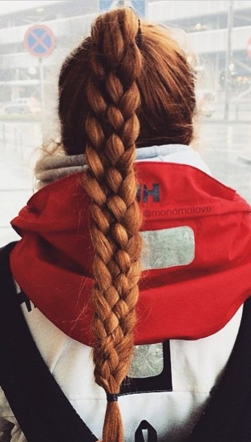 great hairstyle idea