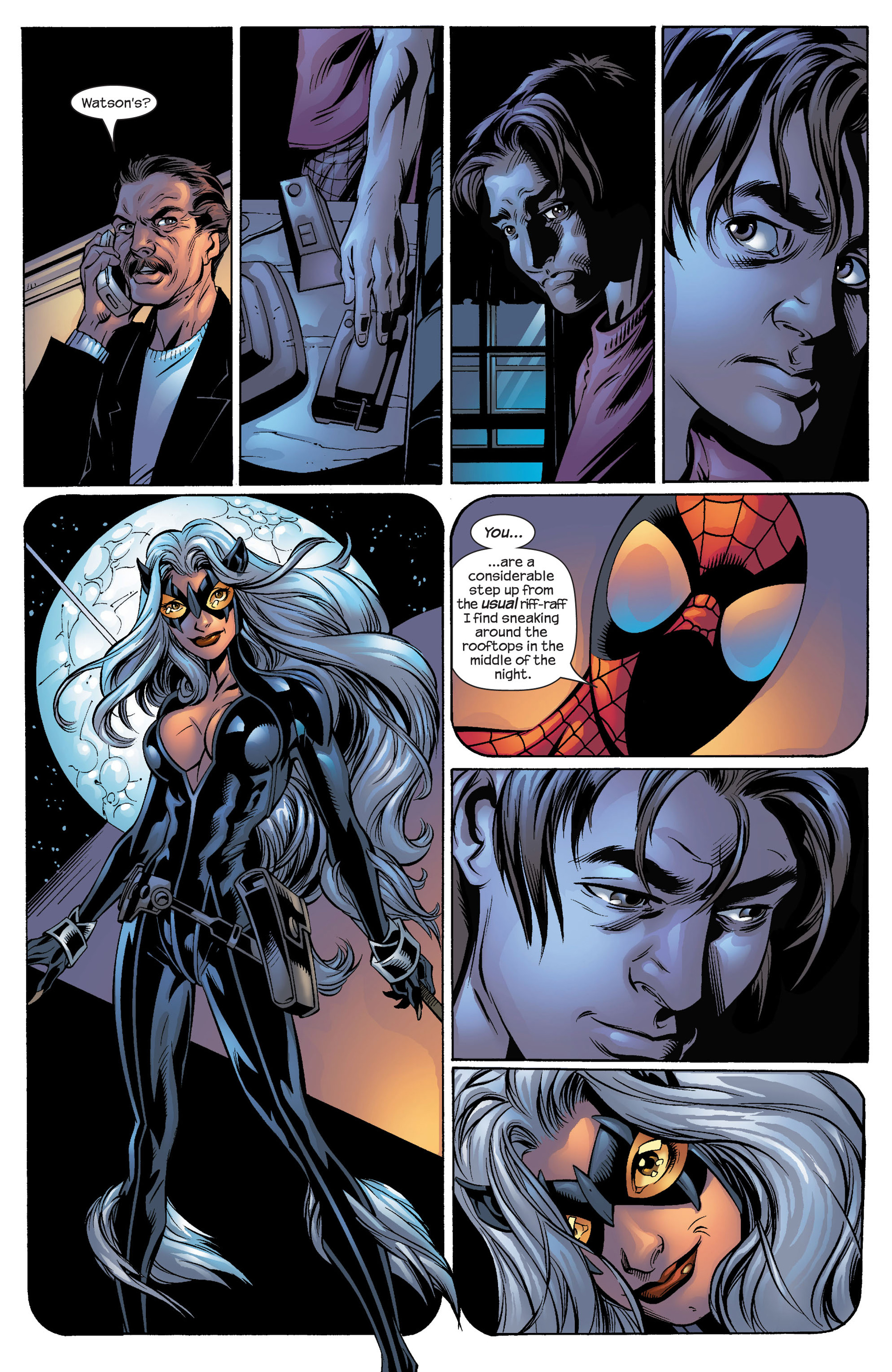 Read online Ultimate Spider-Man (2000) comic -  Issue #51 - 18