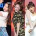 Female idols who take part in rhythmic gymnastics of 2016 Idol Athletic Championship