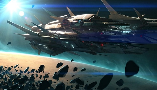 spacecraft of the future - photo #7