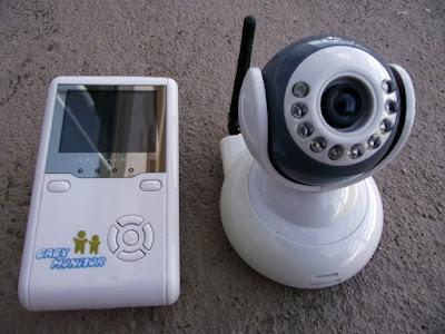 Video babá eletrônica