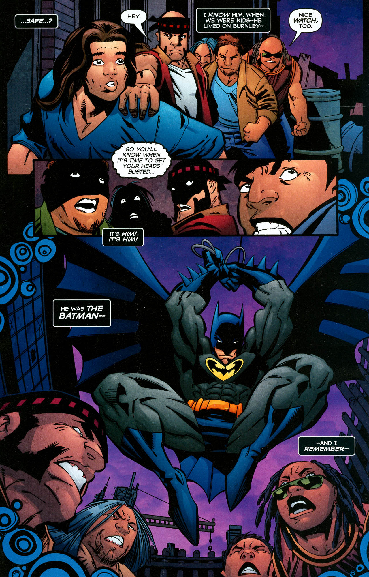 Read online Trinity (2008) comic -  Issue #18 - 25