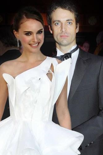 Natalie Portman Et Benjamin Millepied Mariage Californien